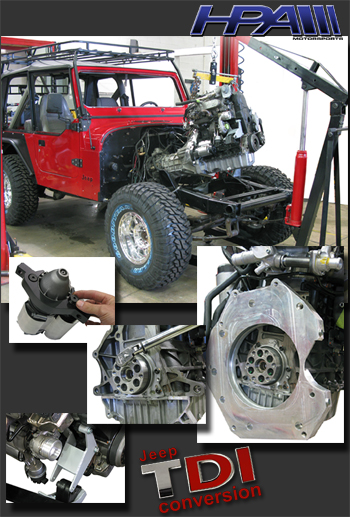 Jeep Wrangler Diesel Conversion Kits : wrangler, diesel, conversion, Diesel, JKOwners, Forum