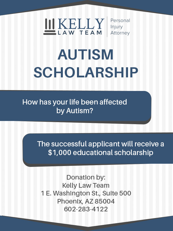 Scholarship for autism