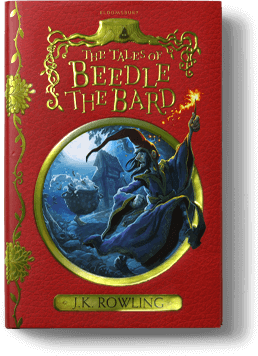 The Tales Of Beedle The Bard : tales, beedle, Tales, Beedle, Rowling