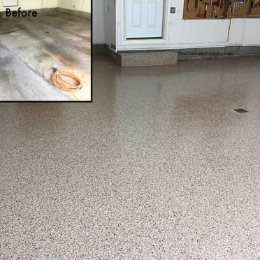 Buffalo Garage Floor Coating