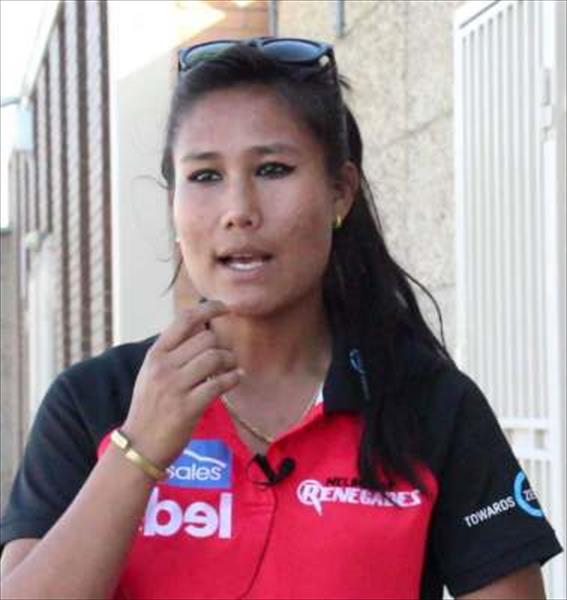 Nepal women's cricket team captain wants to play in Kashmir