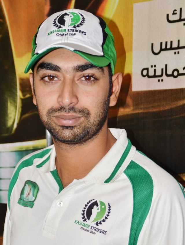 Kashmir Strikers registered another win in the ongoing SAIB T20 Cup RIYADH