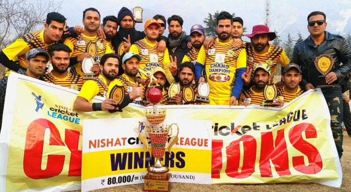 Chand Champions lift the title of NCL 2017.