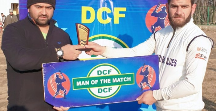 Kehribal Blues beat IMCC Anchidoora in semi final of DPL