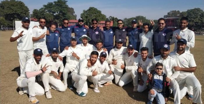BCCI U-23 Tourney: JKCA U-23 need 178 runs to win the match