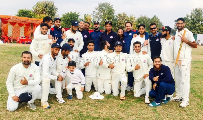 U-23 One Day: Punjab U-23 team thrashes JKCA U-23 by 9 wickets