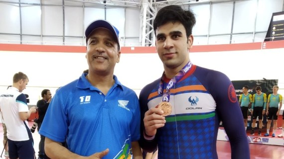 Bilal Ahmad of J&K creates history, wins first ever medal for country