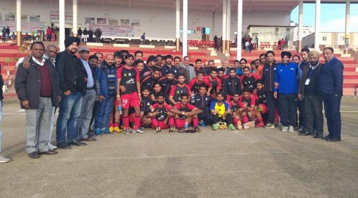 Santosh Trophy: J&K, Delhi win their matches