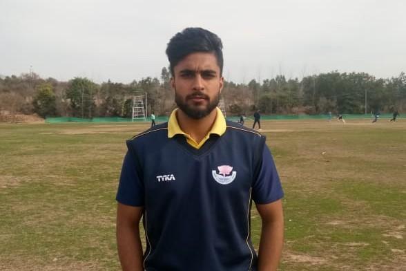 JKCA U-23 Trial Match: Majid Yousf took three wickets in JKCA U-23 trial match
