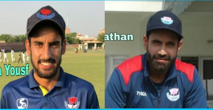 Syed Mushtaq Ali trophy: IK Pathan, Mujteba strikes for J&K