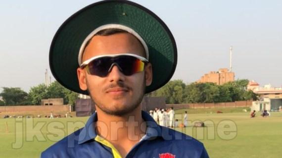 Syed Mushtaq Ali Trophy: Debut boy Samad hits unbeaten half century