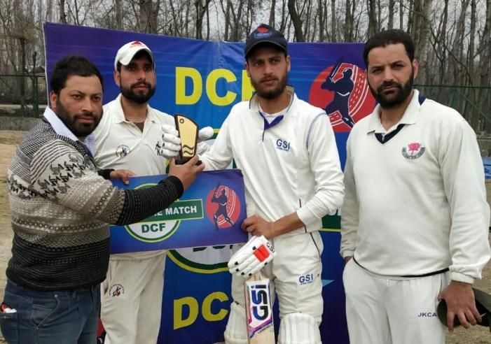 DPL: Allround performance of Aamir Benzee helps Parvaiz Sports Bijbehara in win