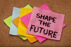 shape the future