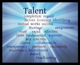 talent shortage cloud