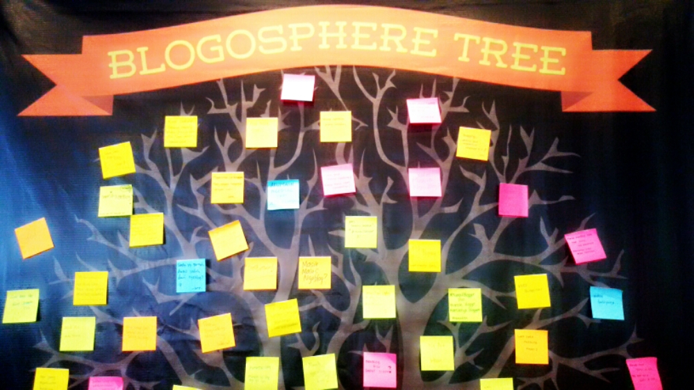 The Blogosphere Tree