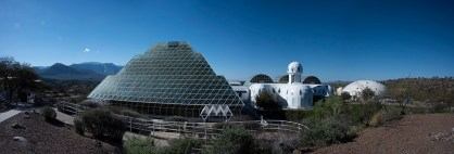 An overall view of Biosphere 2