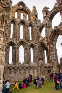 The Whitby Abbey