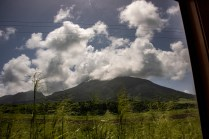 Their dormant volcano