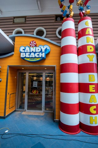 On The Boardwalk–Candy Beach