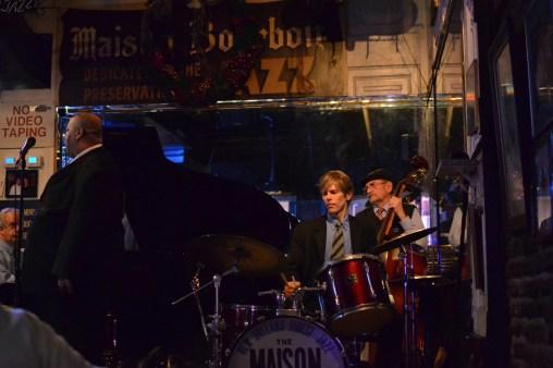 Maison Bourbon Jazz Band