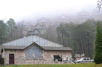 Hidden Springs Resort in the Smoky Mountains in Tennessee