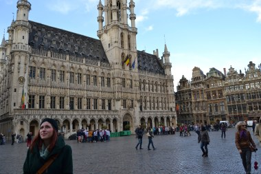 Main square Bruxelles