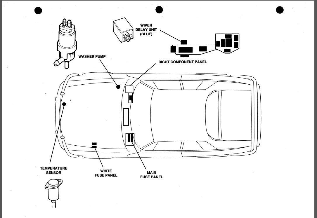 Jaguar Xjs Wiper Motor Replacement