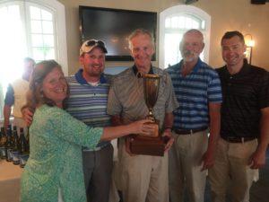 2017 Golf Tourney winners
