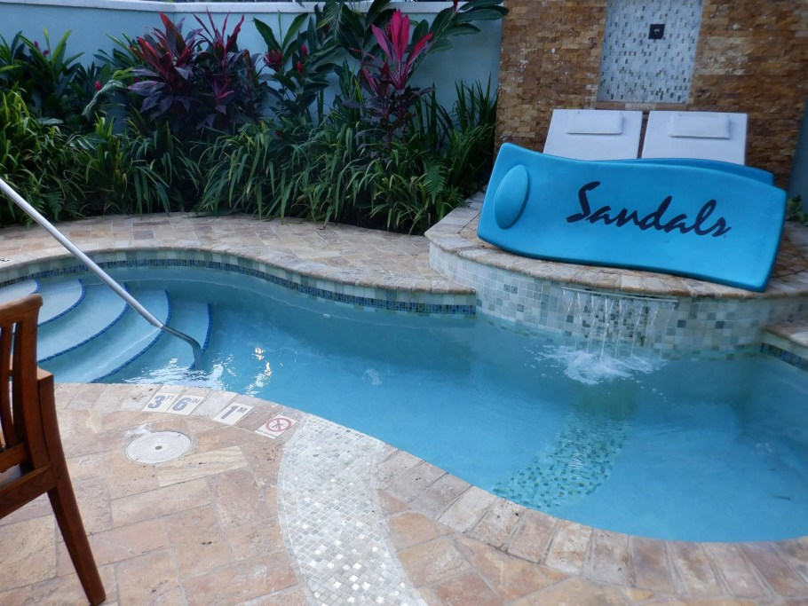 Sandals and Beaches - Day 2