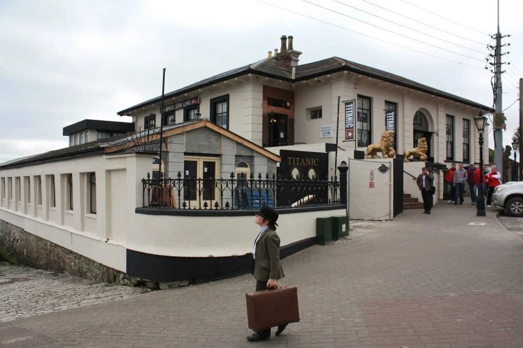 Titanic Experience in Cobh