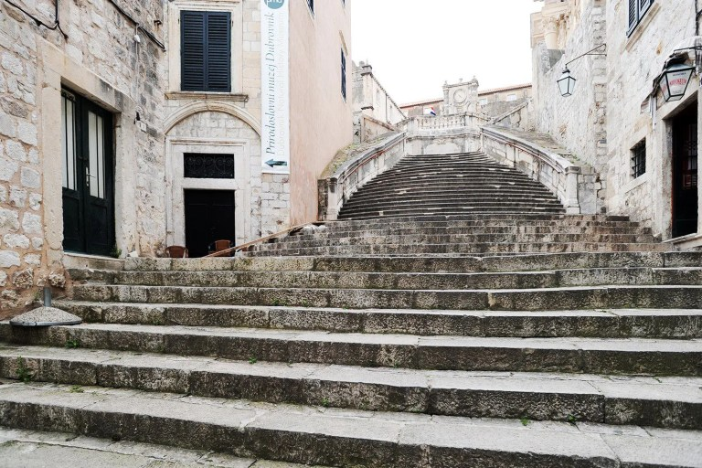 The Jesuit Stairs