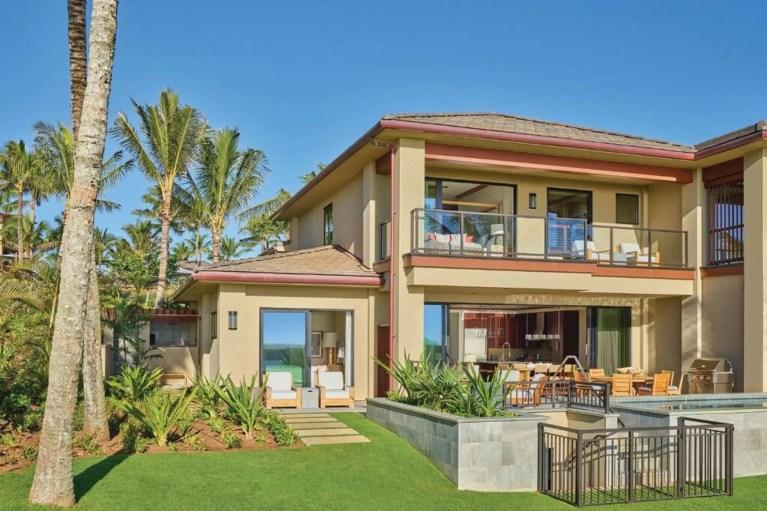 A Villa Escape in Hawaii