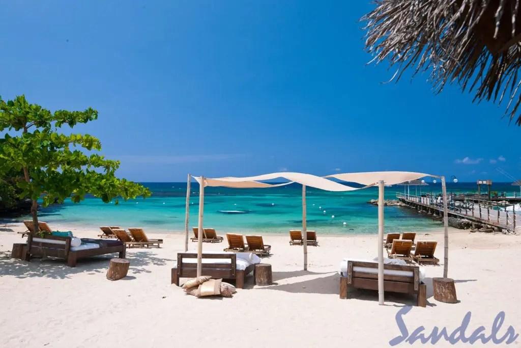 Sandals Beach View