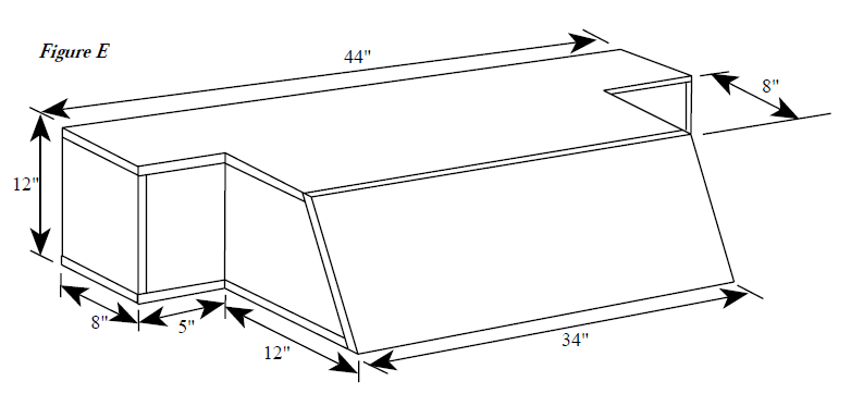 Calculating Enclosure Volume