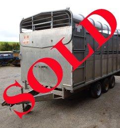 shop home hudson cattle trailer [ 1296 x 972 Pixel ]