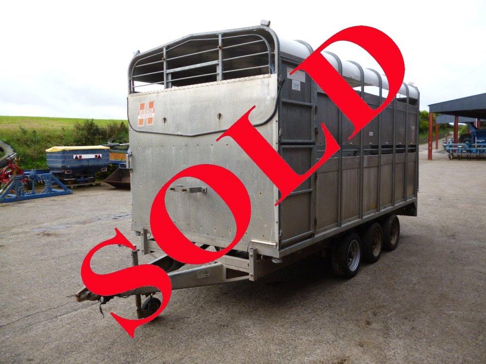 medium resolution of shop home hudson cattle trailer