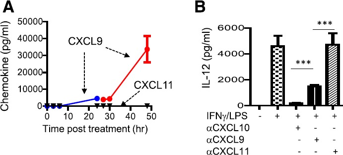 A novel function of CXCL10 in mediating monocyte