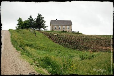 house in iowa