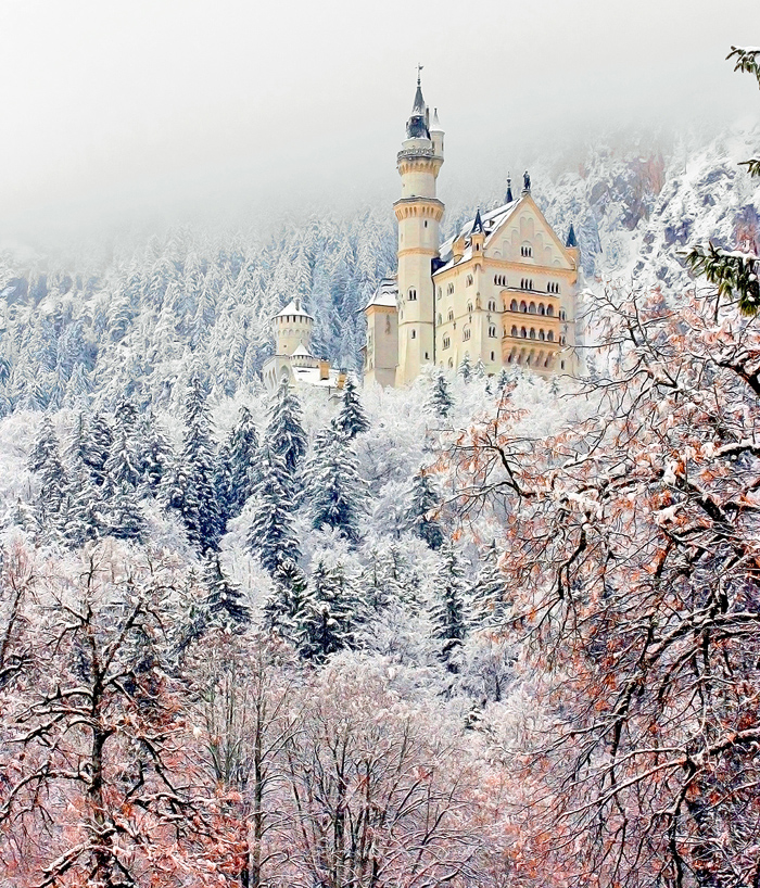 barvarian castle