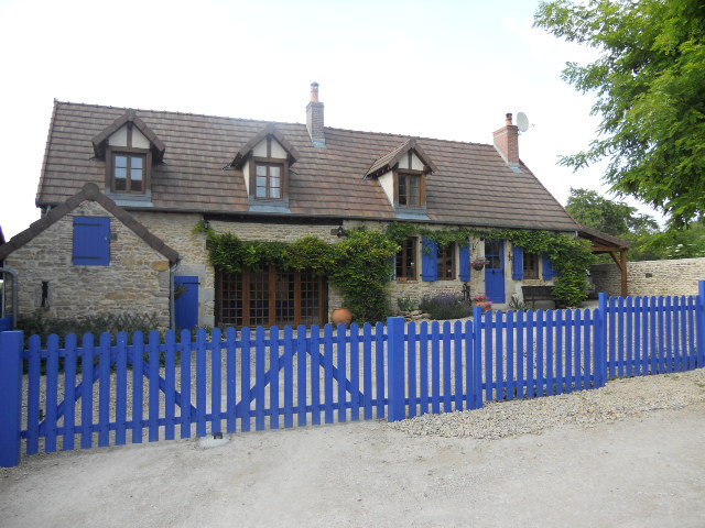 French farmhouse