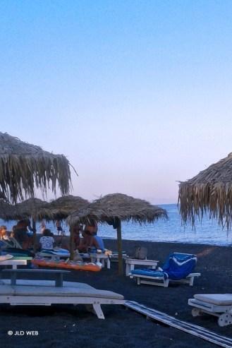 Perivolos Beach Santorini © jldweb