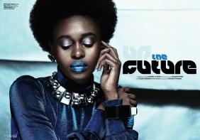Future Jute Magazine Jennifer Le Claire