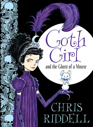 Goth Girl and the Ghost of a Mouse by Chris Riddell: an interview