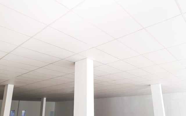 Suspended Ceiling installation J le Roux