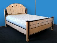 Art Deco Bed