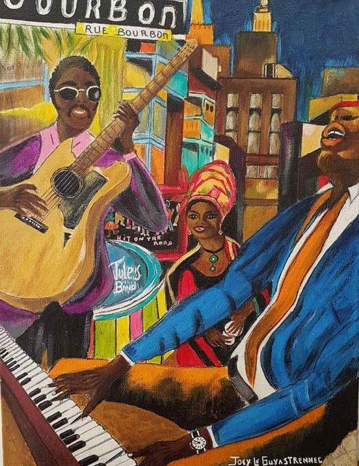 Le Jule's band de la rue Bourbon