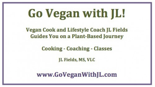 Go Vegan with JL