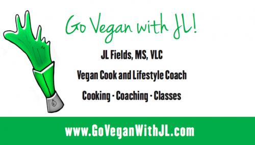 Go Vegan with JL