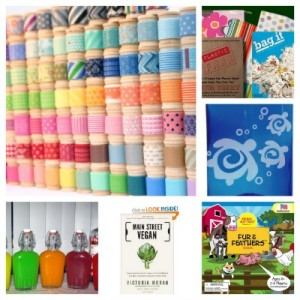 Holiday Gift Ideas by Jennifer Gannett on JL goes Vegan