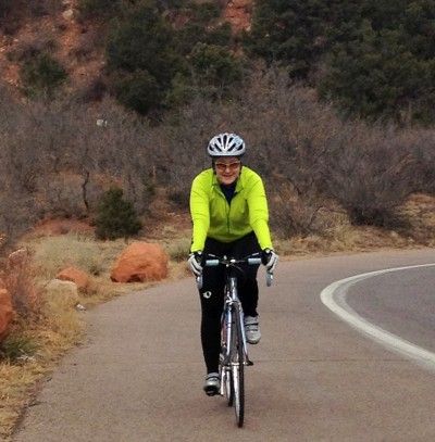 first ride in the Garden of the Gods
